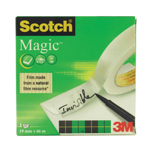Scotch Magic Tape 18mmx22.85m - 12pcs pack