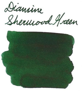 Diamine Sherwood Green 30ml