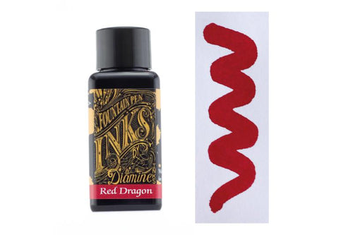 Diamine Red Dragon 30ml - BDpens