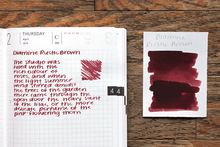 Load image into Gallery viewer, Diamine Rustic Brown 30ml