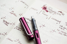 Load image into Gallery viewer, LAMY AL-Star Fountain Pen - Purple with converter - BDpens
