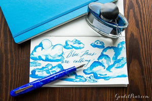 Pilot Iroshizuku Kon-peki - 50ml Bottled Ink - BDpens