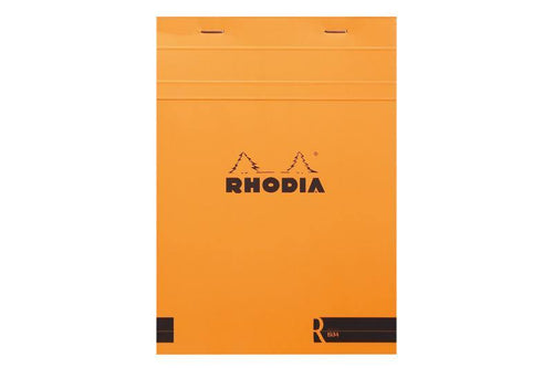 Rhodia Orange Head Stapled Le R Pad N°16 - A5 - BDpens