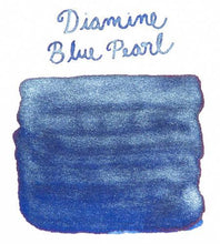 Load image into Gallery viewer, Diamine Blue Pearl 50ml