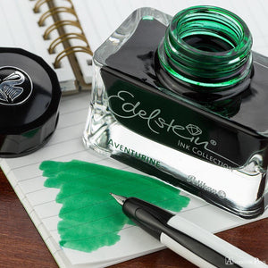 Pelikan Edelstein Fountain Pen Ink 50ml Aventurine - BDpens