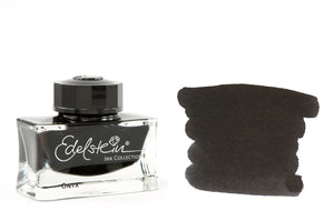 Pelikan Edelstein Fountain Pen Ink 50ml Onyx Black - BDpens