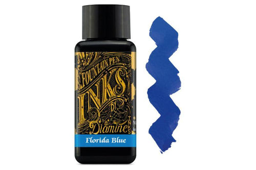Diamine Florida Blue 30ml - BDpens