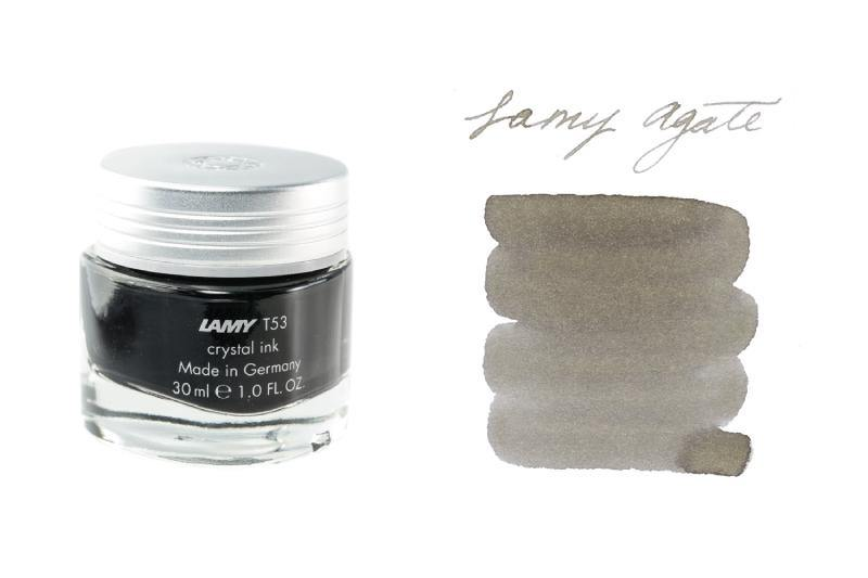 Lamy Crystal Ink Series Agate 30ml - BDpens
