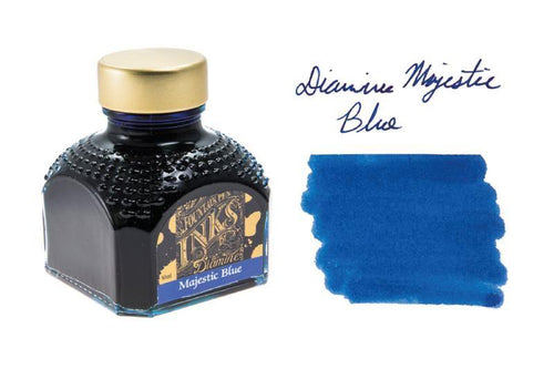 Diamine Majestic Blue 80ml - BDpens
