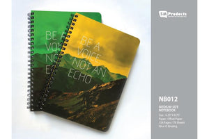 SM Products NB012 Notebook