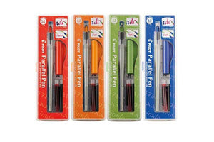 Pilot Parallel Pen - 4 nib sizes combo pack - BDpens