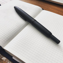 Load image into Gallery viewer, Pilot Capless aka Vanishing Point Fountain Pen - Matte Black - BDpens