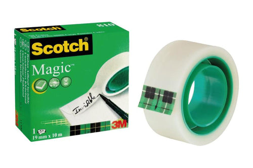 Scotch Magic Tape 18mmx22.85m