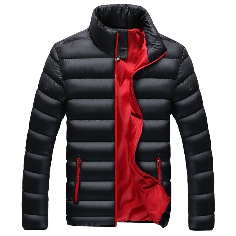 New Arrival Winter Outwear Coat Male Comfortable Warm