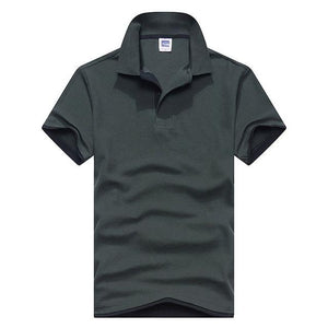 Men's brand men Polo shirt D esigual Men's cotton