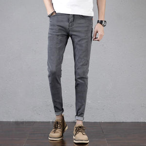 New spring summer jeans men casual pants
