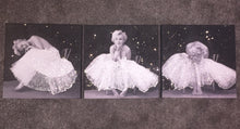 Load image into Gallery viewer, Marilyn Monroe Ballerina Set Of 3