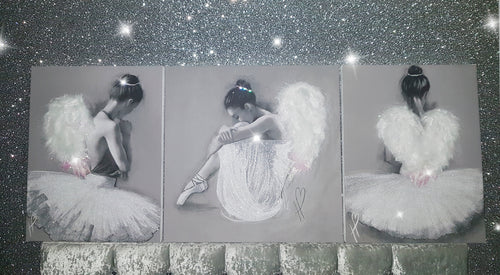 Heavenly Angel Set Of 3