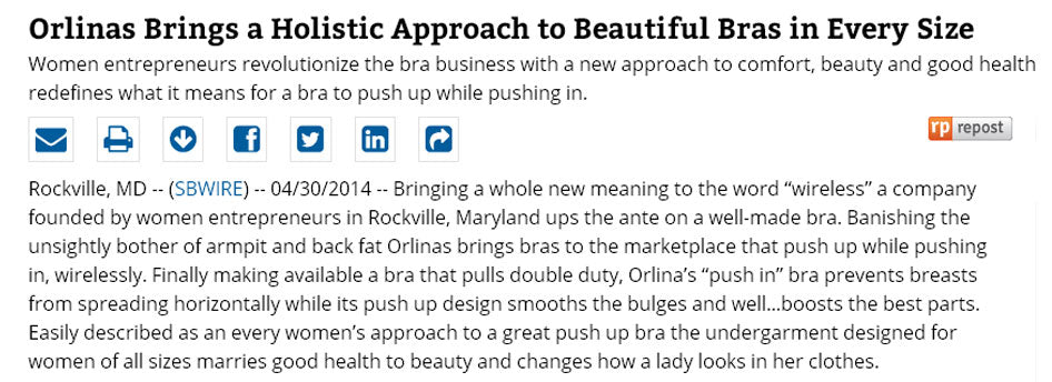 Orlinas Brings a Holistic Approach to Beautiful Bras in Every Size
