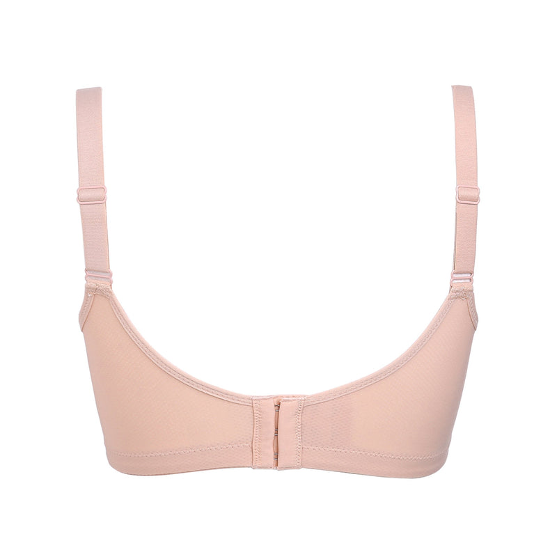 No Underarm Bulge Super Soft Push In Wireless Bra 12