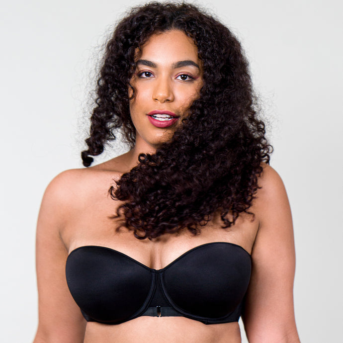 BULGEnator™ Full Coverage Multiway Strapless Bra 1 | FINALLYBRA
