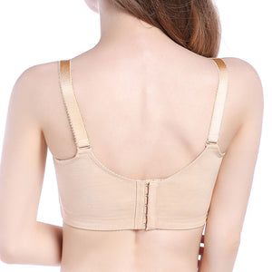 Light Breathable Push In Wireless Bra 6