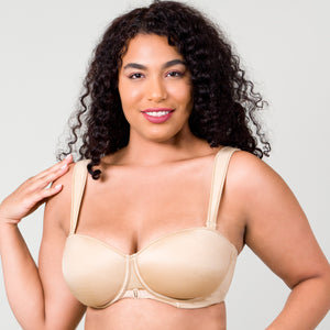 BULGEnator™ Full Coverage Multiway Strapless Bra 3 | FINALLYBRA