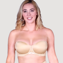 Load image into Gallery viewer, BULGEnator™ Full Coverage Multiway Strapless Bra 2 | FINALLYBRA