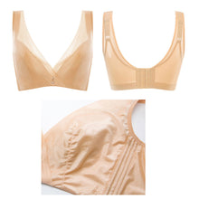 Load image into Gallery viewer, Silky Beauty Back Push In Wireless Bra SB1704 8