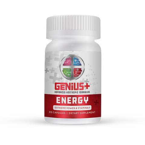 ENERGY - 20ct Bottle