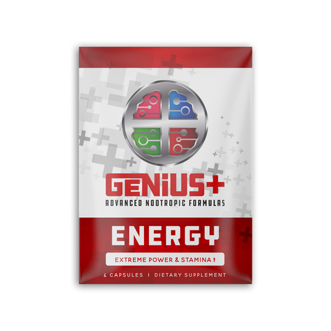 ENERGY - 4ct Packet