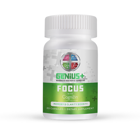 FOCUS - 20ct Bottle