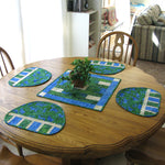 Country Placemats and Table Topper