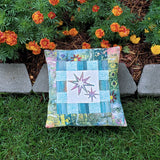 Eight Point Star Pillow