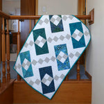 Jacob's Ladder Box quilt pattern
