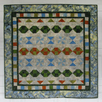 Starboard is an easy to make quilt