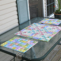 Summer Placemats and table topper