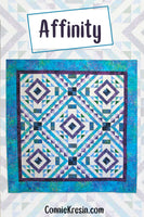 Affinity quilt pattern