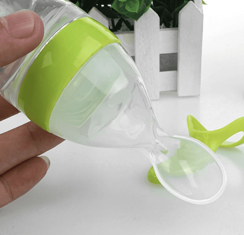 Image of Mintway Baby Spoon Bottle Feeder