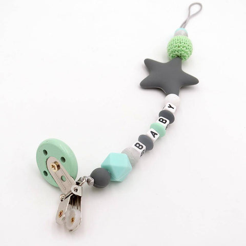 Image of Mintway Costumized Pacifier Clips