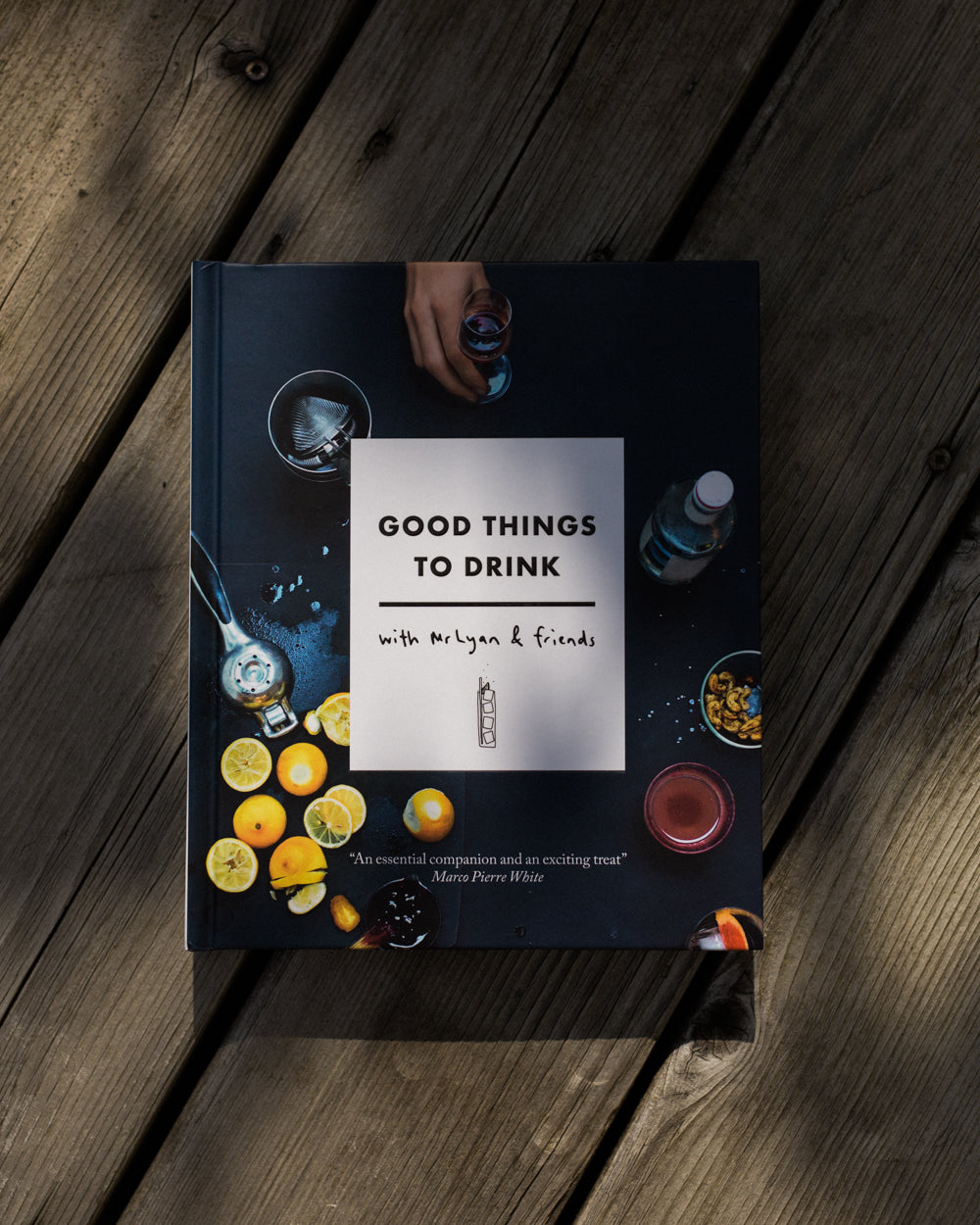 Good Things to Drink Cover
