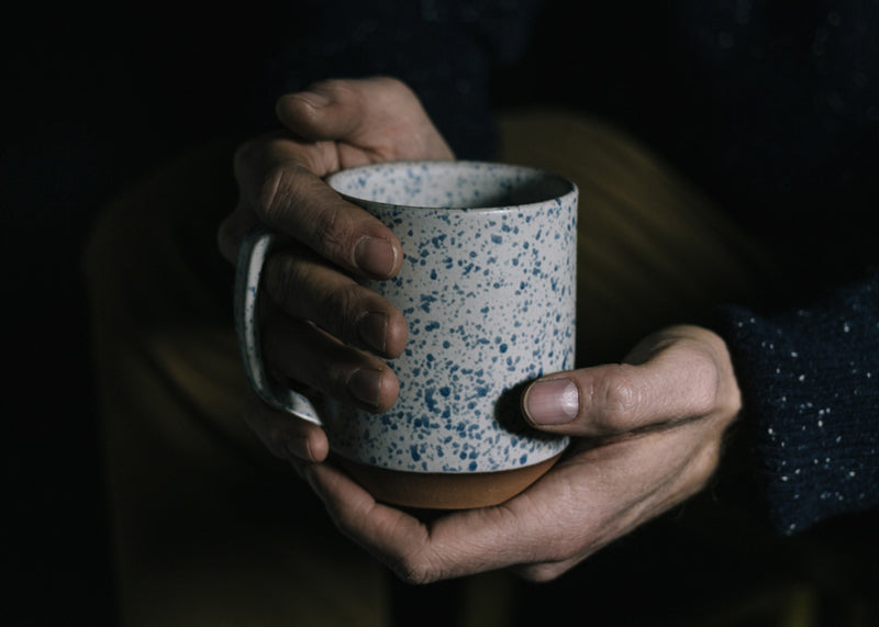 Speckled Mazama Mugs