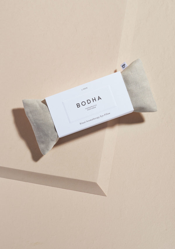 Bodha Aromatherapy Eye-Pillow - Natural