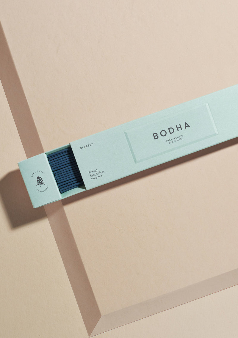 Bodha Smokeless Organic Incense - Refresh