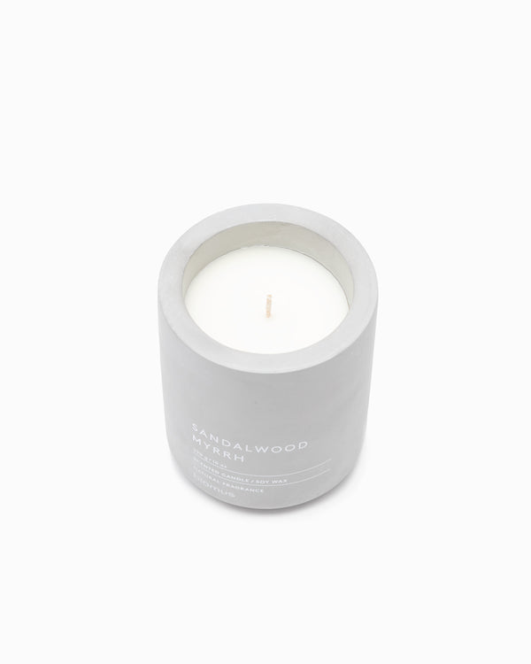 Micropchip Candle Votive - Sandalwood