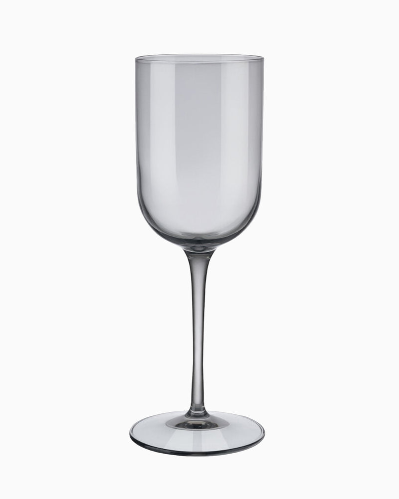 Wine Glass Smoke - Set of 4