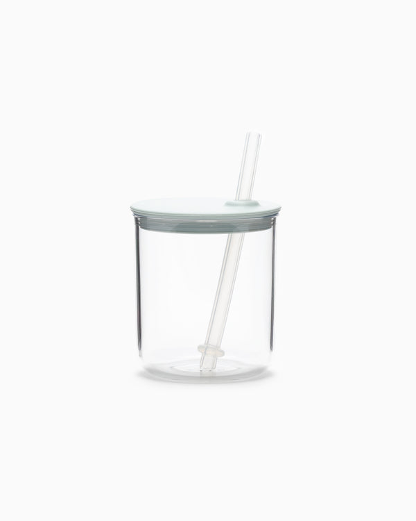 Bonbo Straw Cup - Blue Gray