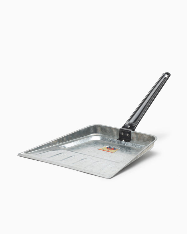 Bunbuku Steel Dust Pan - Black