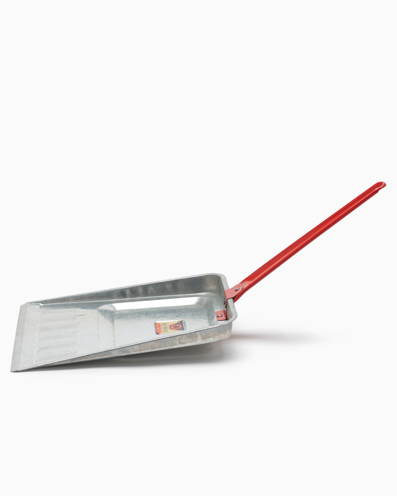 Bunbuku Steel Dust Pan - Red