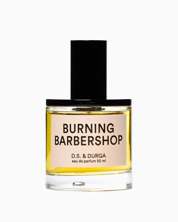 Burning Barbershop - D.S. & Durga